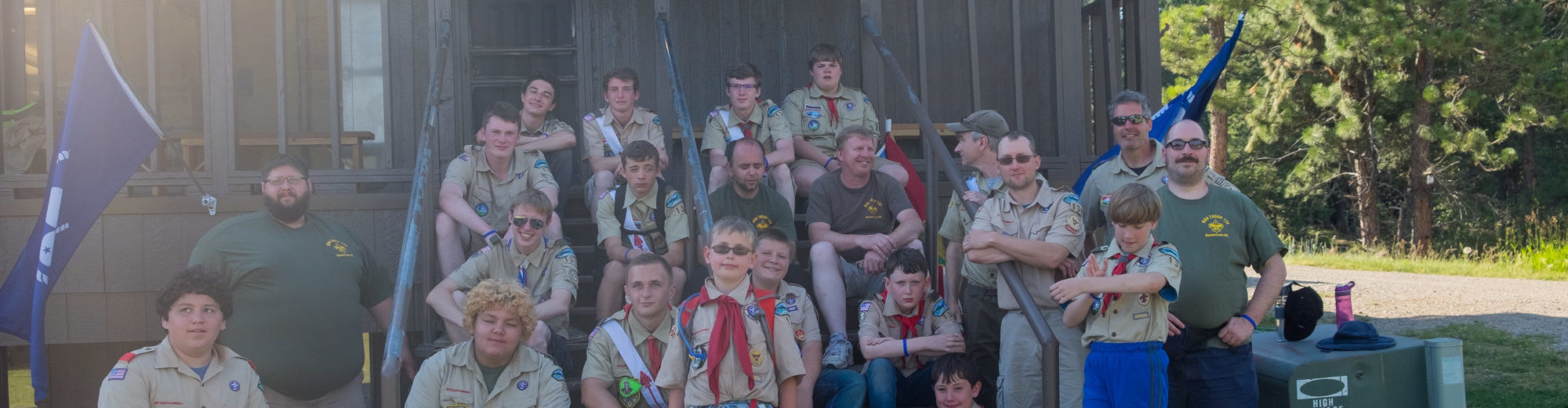 Boy Scout Troop 139